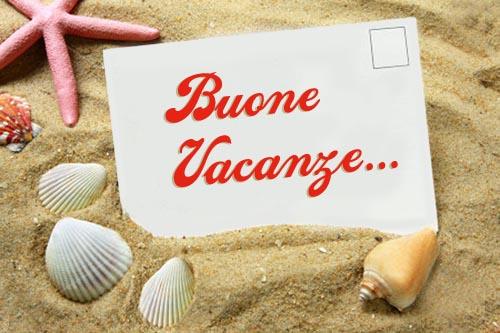 Blog In Pausa A Presto Buone Vacanzetorno A Settembre
